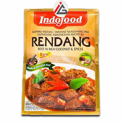 Indofood - Rendang (Beef in Rich Coconut & Spices) - 50 gm