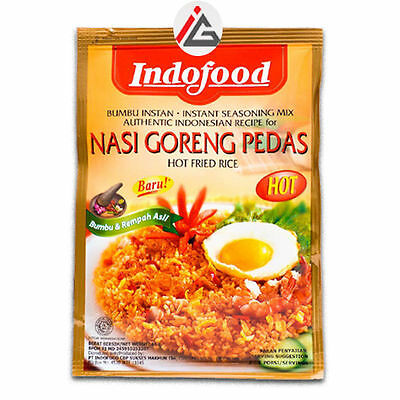 Indofood - Nasi Goreng Pedas (Hot Fried Rice) - 45 gm