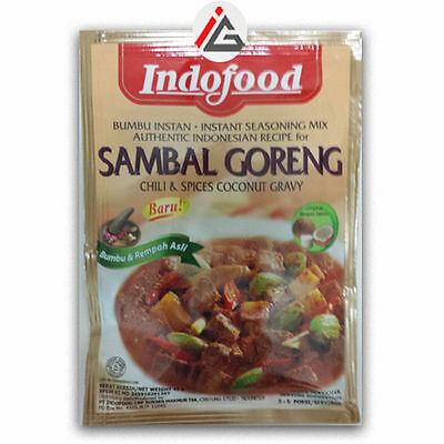 Indofood - Sambal Goreng (Chili & Spices Coconut Gravy) - 45 gm