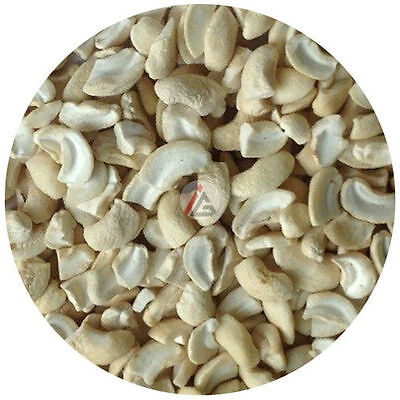 IAG - Raw Split Cashew Pieces Nuts - 200 gm
