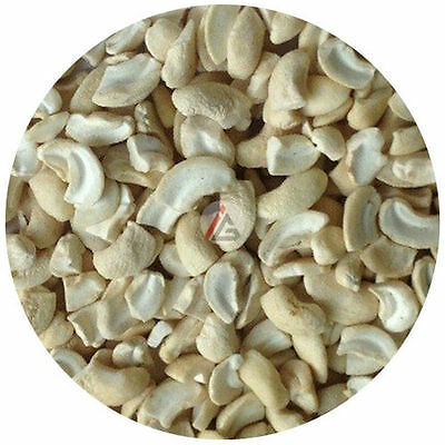 Raw Split Cashew Pieces Nuts - 200gm