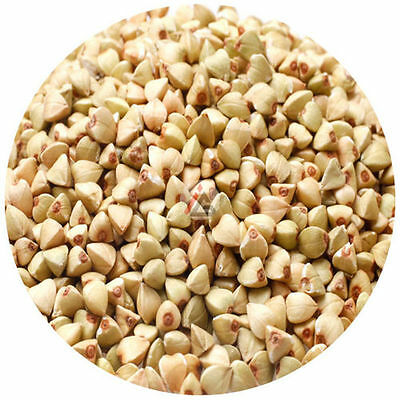 Whole Raw Buckwheat - 450 gm