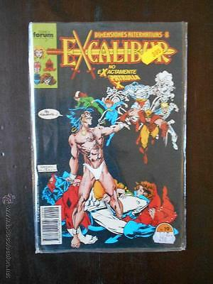 Excalibur Nº 19 - Forum (D1)