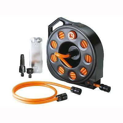 Set Avvoglitubo Aquapass Con Tubo 15mt.+kit Raccordi/Lancia/Prolunga  -8974