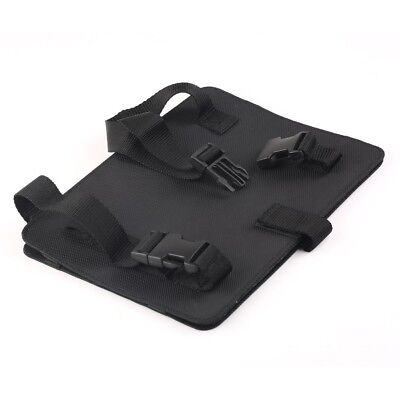 "Unversal Car Headrest Mount Holder Black for 9"" Portable DVD Player Case Bag New"
