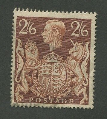 Great Britain #222 Used Vf