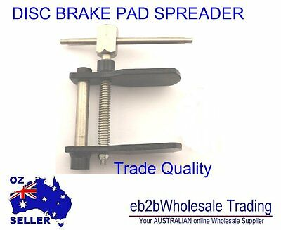 Disc Brake Pad Spreader Suit Single&twin Piston Caliper Trade Quality Heavy Duty