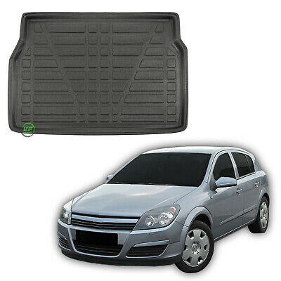 VAUXHALL ASTRA H mk5 HATCHBACK  Boot tray liner car mat Heavy Duty OP101125