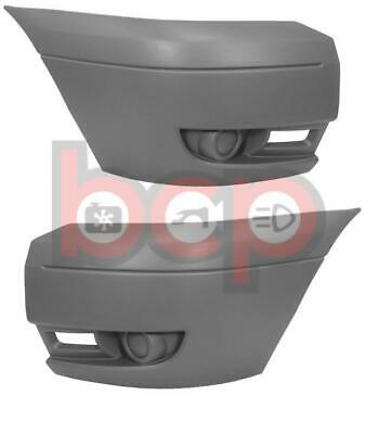 Ford Transit Mk7 2006 -14 Front Bumper Corners Pair Left & Right New