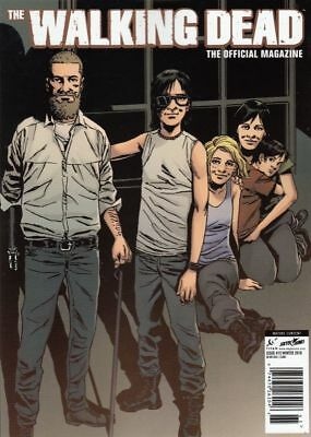 The Walking Dead Official Magazine #15. Exclusive Cover. Free Uk P+P! New