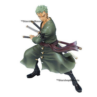 ONE PIECE - Figuarts ZERO Roronoa Zoro 5th Anniversary Static Figure Bandai