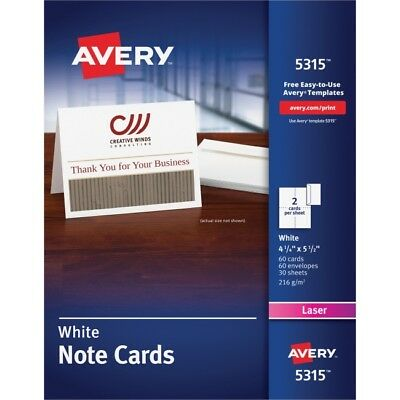 Avery greeting card 3265 1509 picclick avery laser print greeting card 5315 m4hsunfo