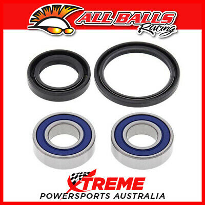 25-1076 Mx Front Wheel Bearing & Seals Kit Honda Xr650R Xr 650R 2000-2007 Trail