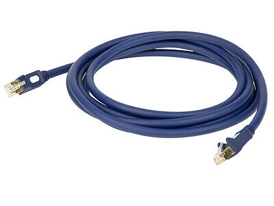 20m DAP AUDIO Cat5 Ethernet cavo di Rete Cavo Patch FL55