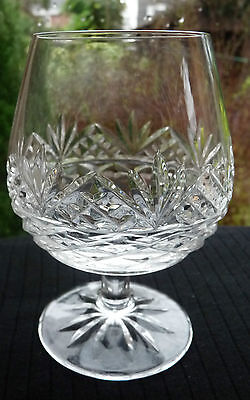 Galway Crystal Blarney Brandy Glass (5 available)