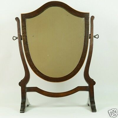 Antique 19th Century SMALL Dressing Mirror