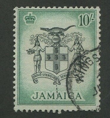 Jamaica #173 Used F/vf
