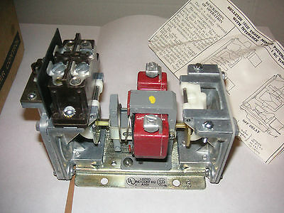 NEW CUTLER HAMMER 10337H178-66EO PNEUMATIC TIMER 110-120V. NOS.On Delay,Type PNI