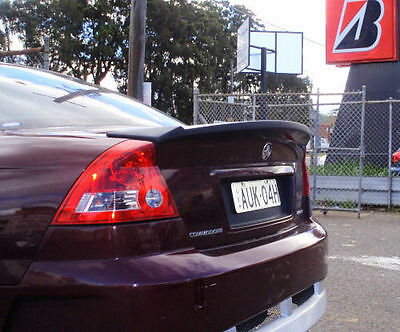 Vy Vz Bobtail Spoiler Lip Custom No Led Light To Suit Holden Commodore