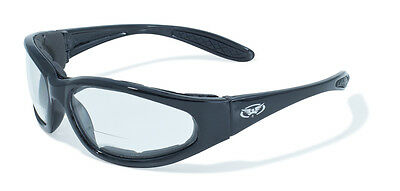 Hercules Bifocal Safety Glasses ANSI Z87.1, Anti-Fog Lenses