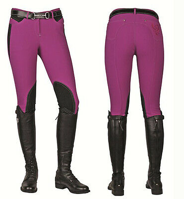 HKM Yvonne Knee Patch Breeches