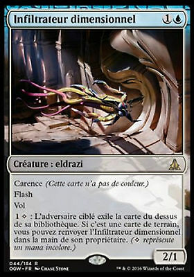 *CARTAPAPA* MAGIC UNCO L/'ASCENSION DES ELDRAZI Ombre de crabe x2