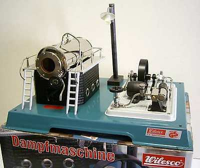 AU SPECIAL: Wilesco D18 TOY STEAM ENGINE BRAND NEW AND FREE SHIPPING