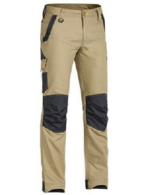 NEW Bisley Flex and Move Stretch Cargo Pants BPC6130 Work Pants