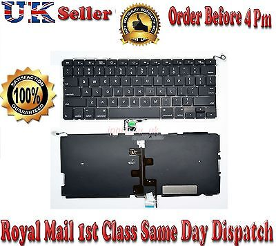 """Apple MacBook Pro A1278  13.3"""" US Layout Keyboard Year 2009-2012 With Backlit"""