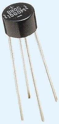 S462 - 10 Pieces Bridge Rectifier 80V 1.5A Round For AC To DC