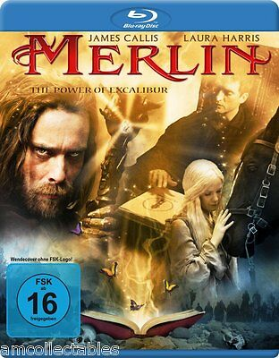 Blu-Ray - Merlin - The Power de Excalibur - Neuf/Emballé