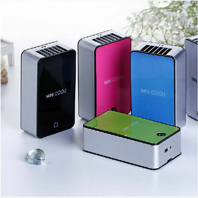 High Quality Portable Mini Air Conditioner Fan Rechargeable Battery Usb Summer