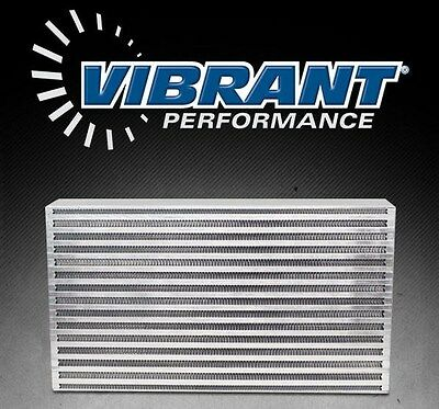 Vibrant Performance Intercooler Core - 18X12X6. 6 Inch Thick 12844 Fmic