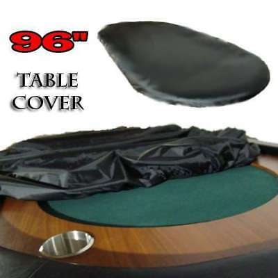 Poker Table Cover 96 inch poker table size