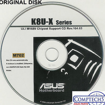 ASUS K8U-X SERVER MOTHERBOARD DRIVERS FOR WINDOWS