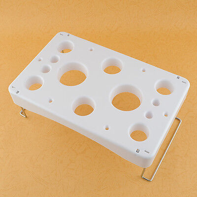Quality Durable Rectangle Fondant Birthday Cake Icing/Piping Bags Holder