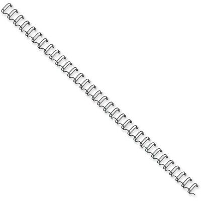 Fellowes Double-Loop Wire Binding Combs 52541