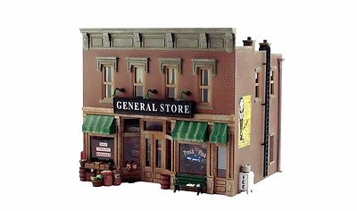 Woodland Scenics O Lubener's General Store  Building Kit  WOO5890