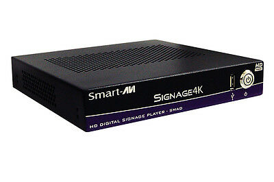 Signage-4K Digital Signage Player - Easy to Use, Full 4K Ultra HD Resolution