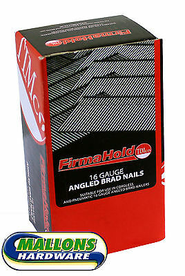 Timco FirmaHold Stainless Steel 16 Gauge Angled Brad Nails 2000pcs