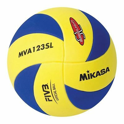 Mikasa Super Light Weight Low Impact Training Volleyball Official Size 7 Oz
