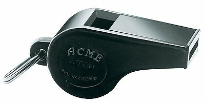 Champion Acme Thunderer Official Whistle For Referee-Coach-Police-Safety
