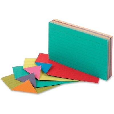 Oxford Extreme Index Cards 04736