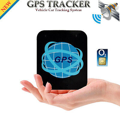 Vehicle Car Tracking System Device GPS/GPRS/GSM Personal Tracker Mini Locator