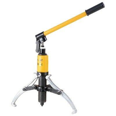 3in1 5 Ton Hydraulic Gear Puller Pumps Oil Tube 3 Jaws 45# Steel Drawing Machine