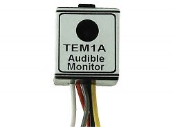 Car Audible Sensor / Buzzer Relay 12V For Towed Vehicles Trailers Transporters