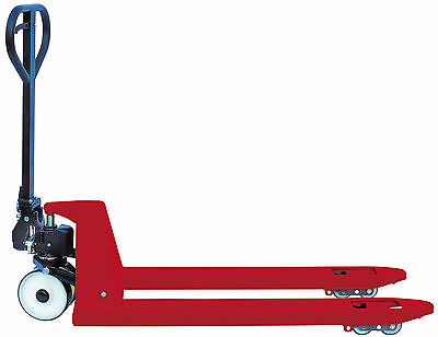 2500kg 2.5 Tonne Capacity Euro Hand Pallet Pump Truck Load Mover Jack