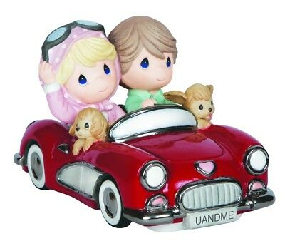 Precious Moments Couple in Convertible Limited Edition Figurine