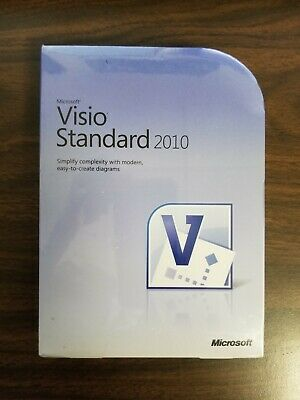 NEW GENUINE Microsoft Office Home and Business 2010 for 2 PCs SEALED BOX