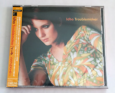 IDHA Troublemaker JAPAN CD 1997 ESCA-6647 w/OBI NEW SEALED Andy Bell Ride
